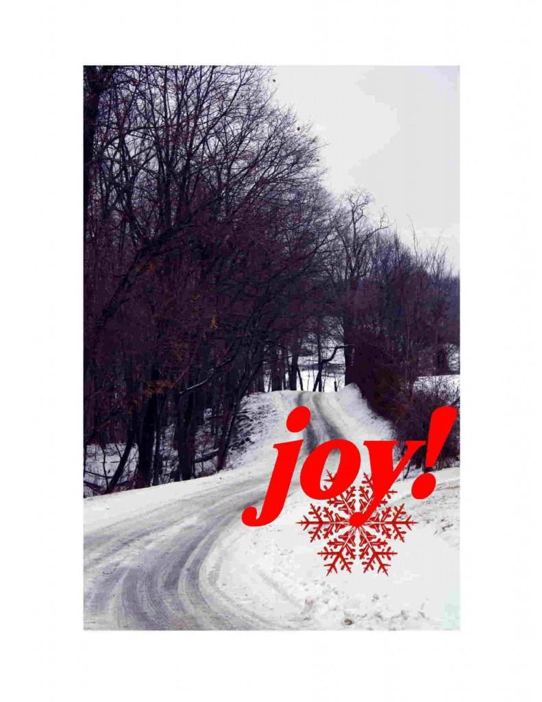 2011 Christmas Card photo for BUZZ