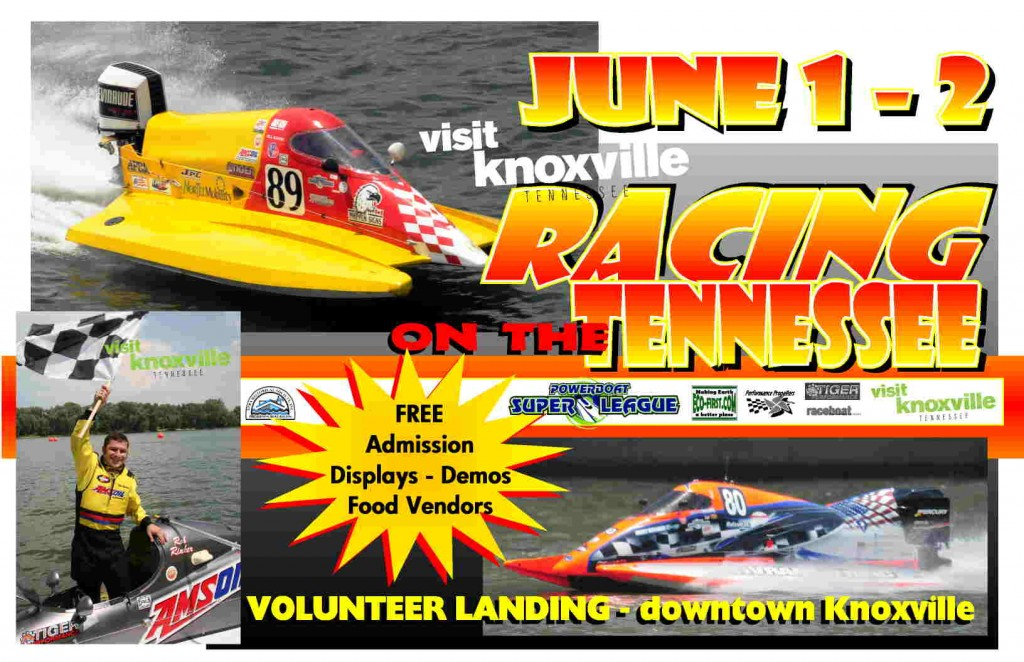2013 Knoxville F3 Poster